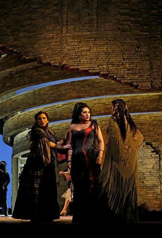 Carmen (Bizet) French w/e.s.t. – Metropolitan Opera (2014)