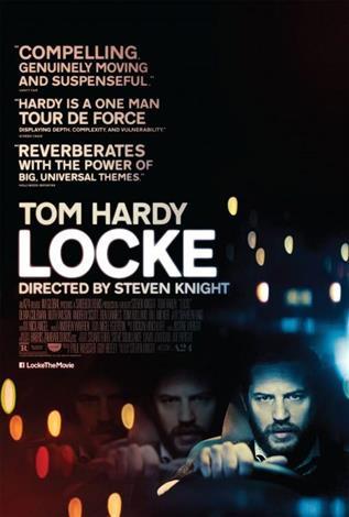 Locke - The Event Screen