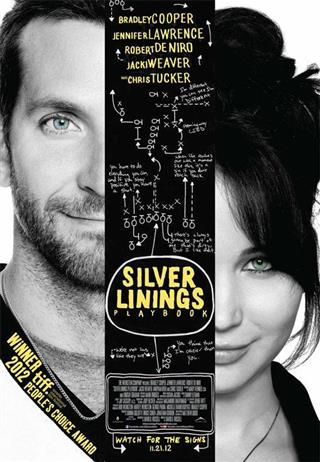 Silver Linings Playbook - The Event Screen