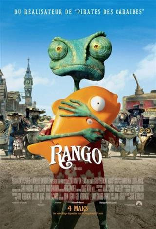 Rango - A Family Favourites Presentation