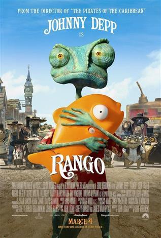 Rango v.f - Les films en famille