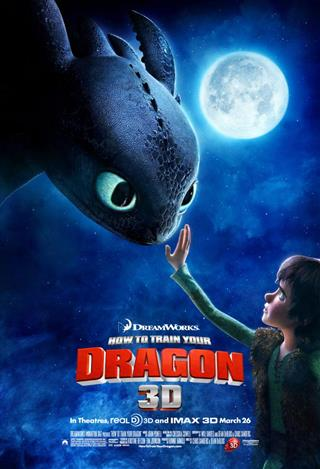 How to Train Your Dragon 3D - A Family Favourites Presentation