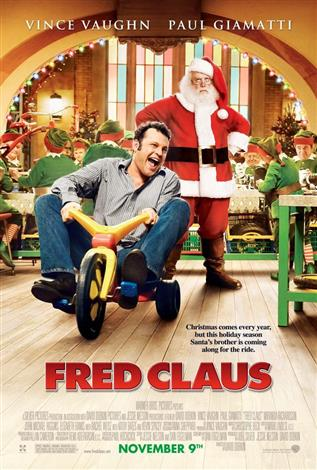 Fred Claus - A Family Favourites Presentation