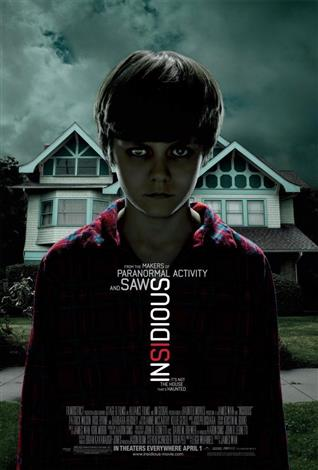 Insidious - The Event Screen