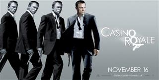 Casino Royale - The Event Screen