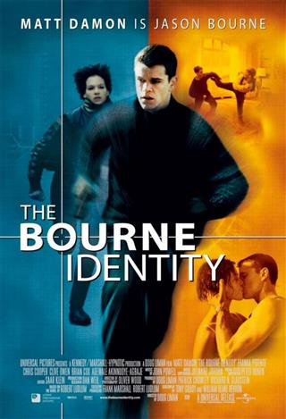The Bourne Identity - The Event Screen