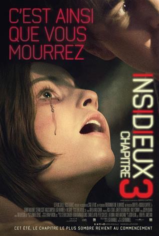 Insidieux Chapitre 3 (Version française)