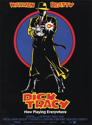 Dick Tracy - The Great Digital Film Festival 2015