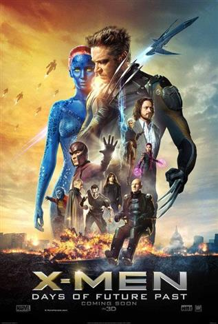 X-Men: Days of Future Past - The Great Digital Film Festival 2015