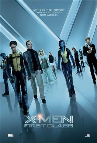 X-Men: First Class - The Great Digital Film Festival 2015