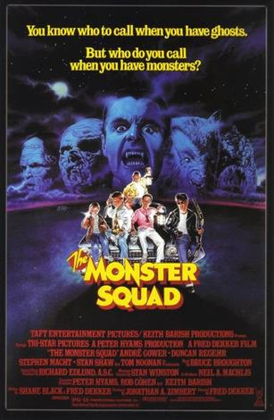 The Monster Squad - The Great Digital Film Festival 2015