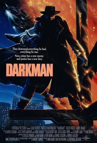 Darkman - The Great Digital Film Festival 2015