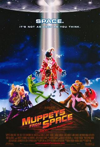 Muppets from Space - A Family Favourites Presentation
