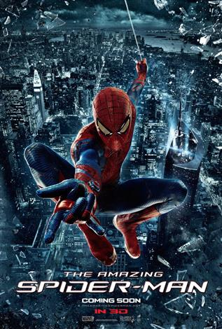 The Amazing Spider-Man - A Family Favourites Presentation