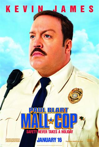 Paul Blart: Mall Cop - A Family Favourites Presentation