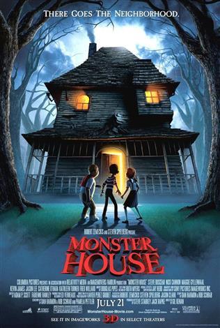 La maison monstre - Les films en famille