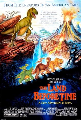 The Land Before Time - A Family Favourites Presentation (2015)