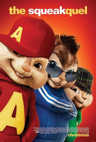Alvin and the Chipmunks: The Squeakquel - A Family Favourites Presentation