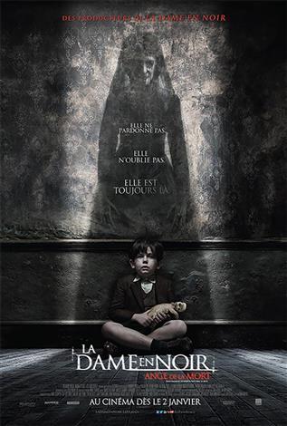 La dame en noir : Ange de la mort