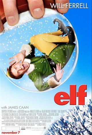 Elf - The Event Screen