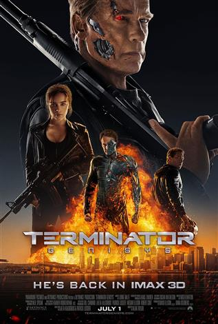 Terminator Genisys: An IMAX 3D Experience®