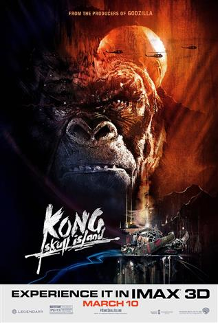 Kong: Skull Island – An IMAX 3D Experience®