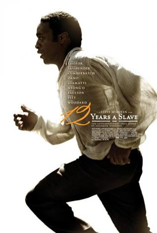 12 Years A Slave - The Event Screen