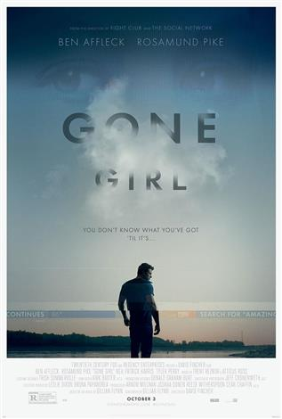 Gone Girl - The Event Screen