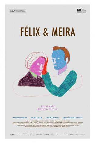 Félix and Meira (English & French w/e.s.t.)
