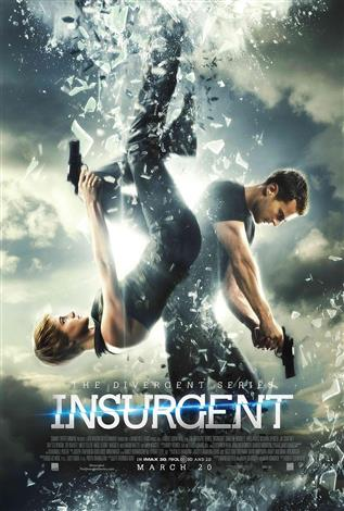 The Divergent Series: Insurgent – An IMAX 3D Experience®