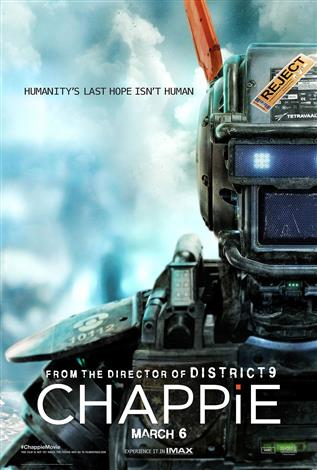 Chappie: The IMAX Experience®
