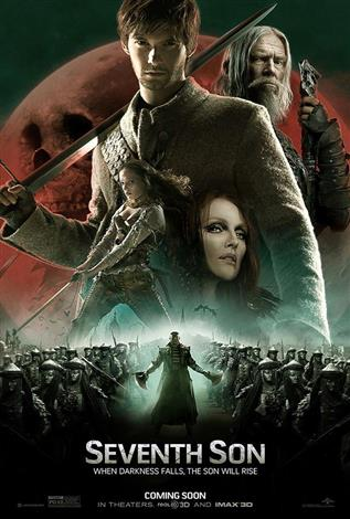 Seventh Son: The IMAX Experience®