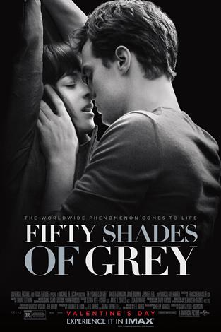Fifty Shades Of Grey: The IMAX Experience®