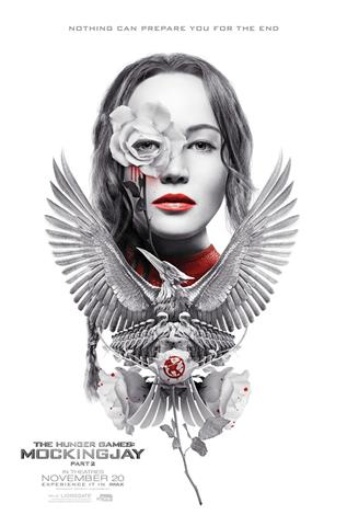 The Hunger Games: Mockingjay, Part 2 – The IMAX Experience®