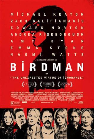 Birdman - The Event Screen