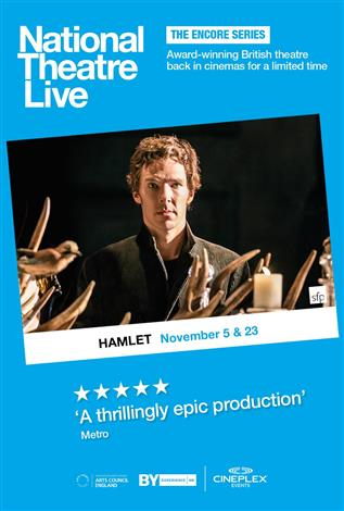 Image result for hamlet national theatre live