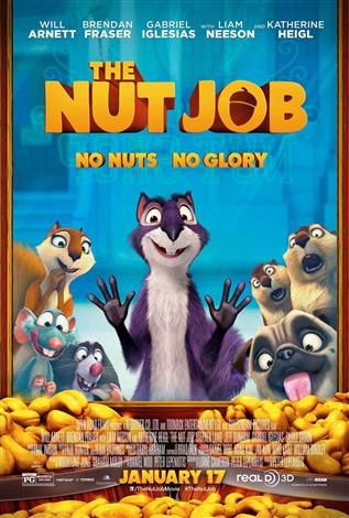 The Nut Job - A Family Favourites Presentation