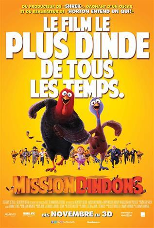 Mission Dindons - Les films en famille