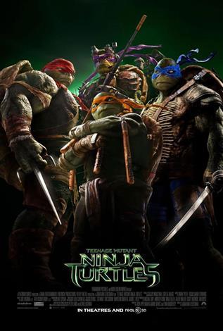 Teenage Mutant Ninja Turtles (2014) - A Family Favourites Presentation