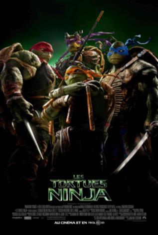 Les Tortues Ninja (2014) - Les films en famille