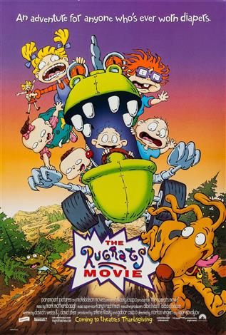 The Rugrats Movie - A Family Favourites Presentation