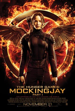 The Hunger Games: Mockingjay Part 1 - The Event Screen