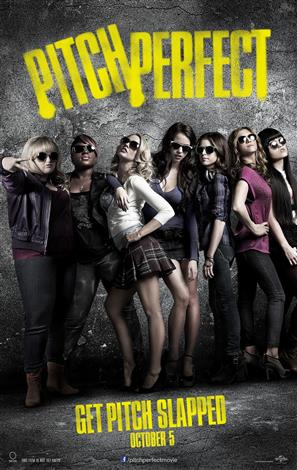 Pitch Perfect - The Event Screen