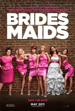 Bridesmaids - The Event Screen