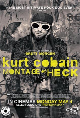 Cobain: Montage of Heck (2015) [BRRip 720p] [Sub Español] [1 Link] [MEGA]