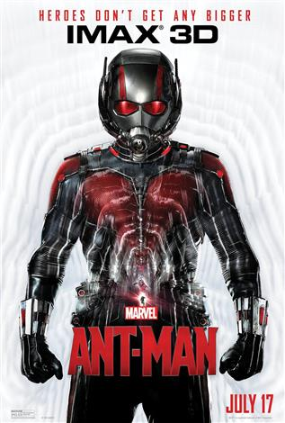 Ant-Man: An IMAX 3D Experience®