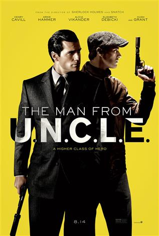 The Man from U.N.C.L.E. – The IMAX Experience®