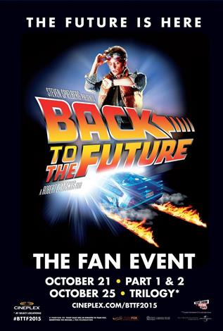 Back to the Future 2: The Fan Event