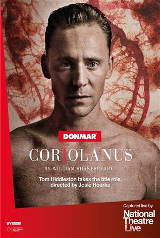 Coriolanus - National Theatre Live ENCORE
