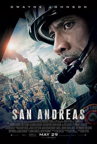 San Andreas: An IMAX 3D Experience®